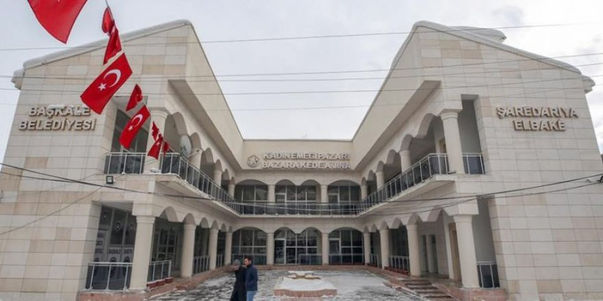 Başkale Belediyesi Bina İnşaatı Yaptırılacaktır