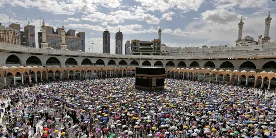Suudi Arabistan'dan flaş Hac kararı! Diğer ülkelerden gelecek hacı adaylarını ilgilendiriyor