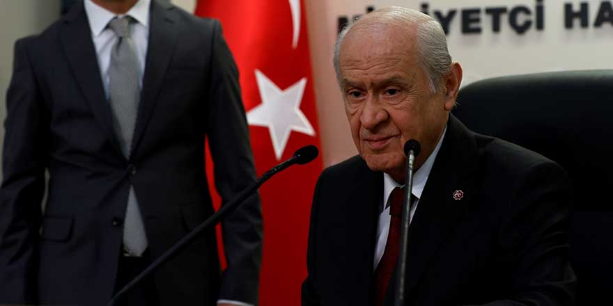 AKP'li vekilden olay sözler! Devlet Bahçeli AKP'ye tuzak mı kurdu?
