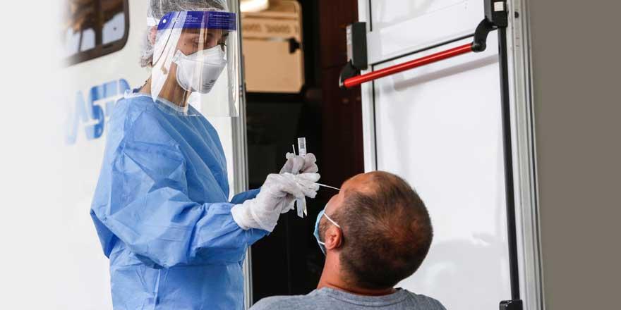Endonezya'da korona virüs testlerinin yıkanıp tekrar kullanıldığı ortaya çıktı