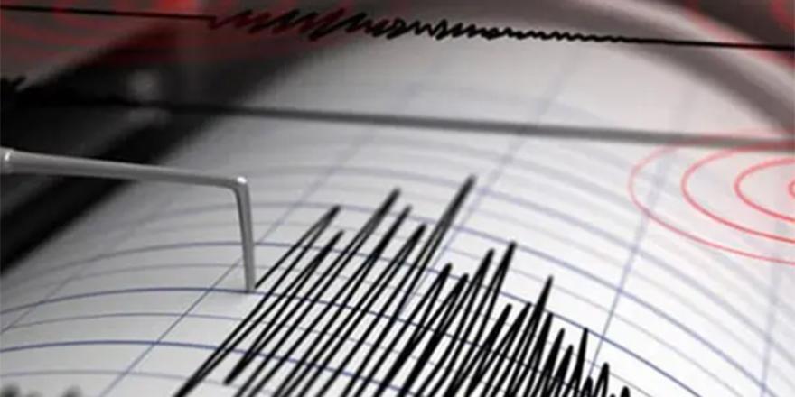 Bingöl'de 3,6 büyüklüğünde deprem meydana geldi