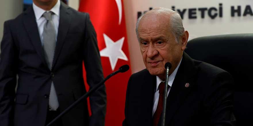Saray'ı rahatsız eden gelişme! Devlet Bahçeli'nin Erdoğan planı