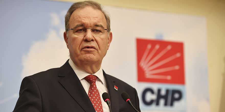 CHP'li Faik Öztrak'tan AKP'ye çizgi film yanıtı