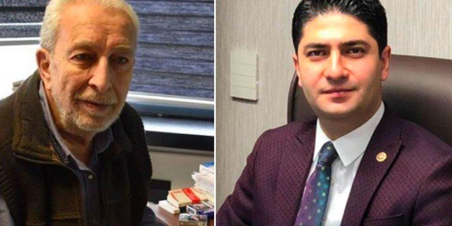 MHP'li Özdemir Sözcü yazarı Emin Çölaşan'ı hedef aldı! Maskesi bir kez daha düşmüştür