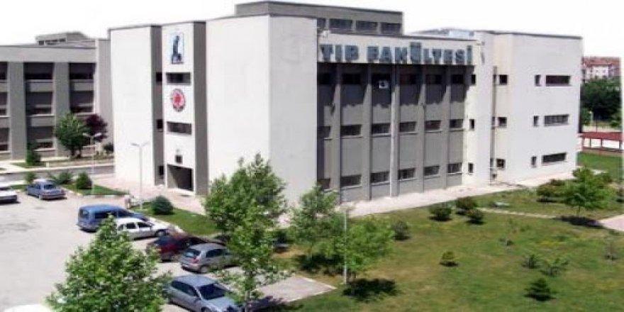 Elazığ Fırat Üniversitesi ilan verdi