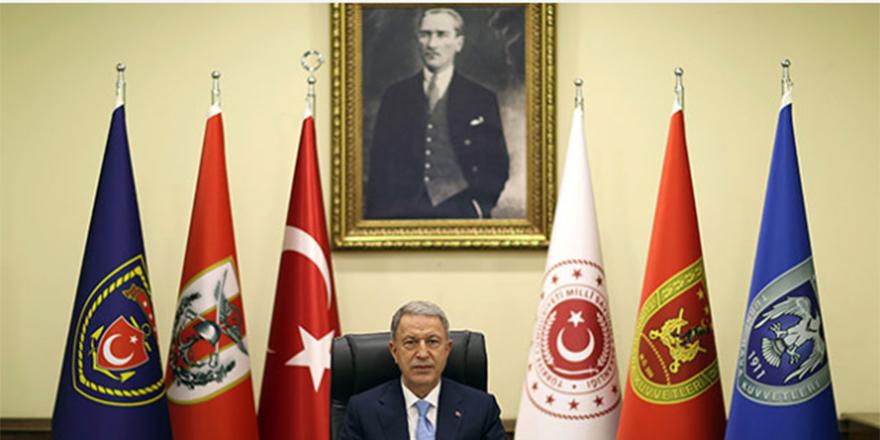 Bakan Akar, Türkiye-ABD İş Konseyi toplantısına katıldı