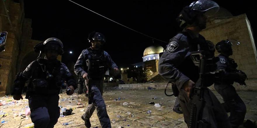 İletişim Başkanı Altun: İsrail'in kutsallarımıza saldırması kabul edilemez