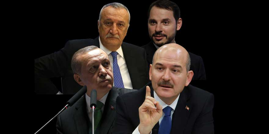 Erdoğan sonrasınınkavgası ve dosyalar savaşı! Yaz sıcakları başlamadan Ankara ısındı