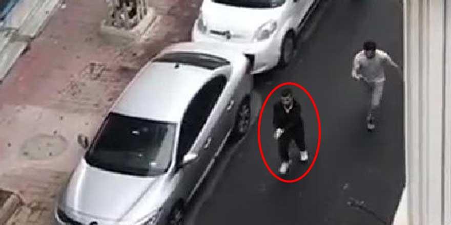 Sokak ortasında terör estirdiler! Beyoğlu'nda korku dolu anlar