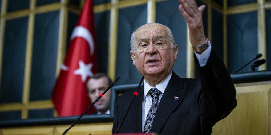 Ankara kulislerinde sıcak gelişmeler! MHP'lilerden Bahçeli'ye AKP'lileri kızdıracak çağrı