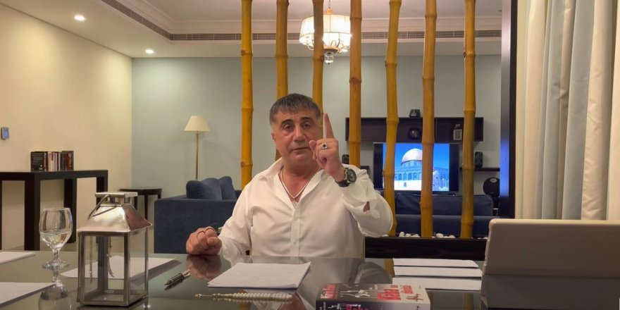Sedat Peker evinde ölü bulunan gazeteci Yeldana Kaharman'ın Jandarma'ya Tolga Ağar ile ilgili neler söylediğini açıkladı