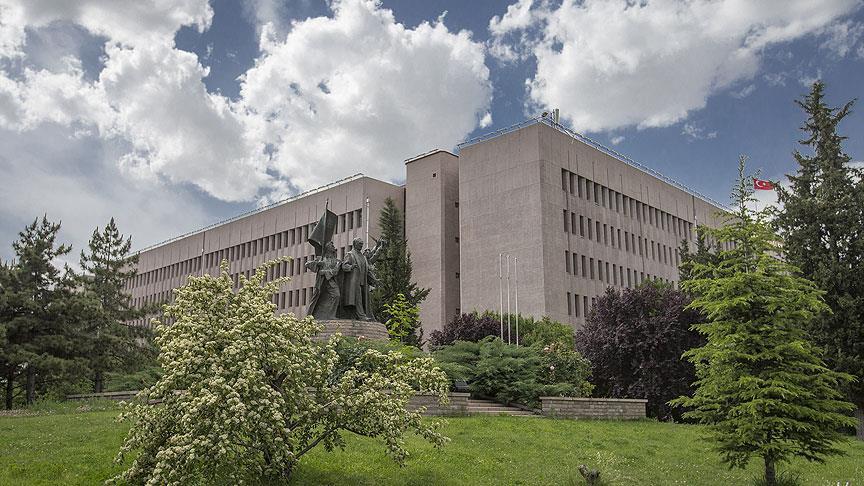 Ankara Adliyesinde görev değişimi
