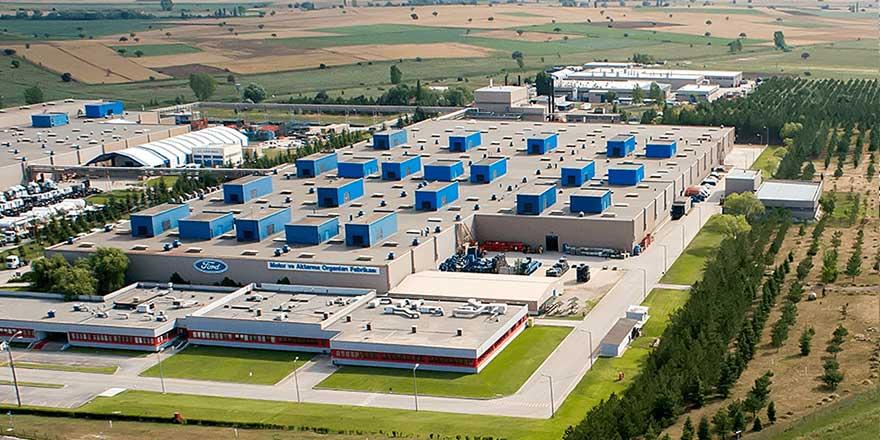 Türkiye'deki otomotiv sektörü Ford Otosan'dan flaş durdurma kararı!