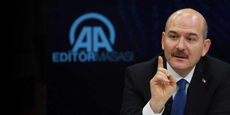 Süleyman Soylu bu kez de Cumhuriyet gazetesini hedef aldı