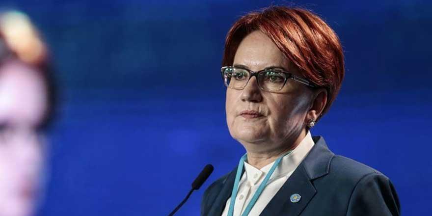 İYİ Parti Lideri Meral Akşener'den İdlib şehidine başsağlığı!