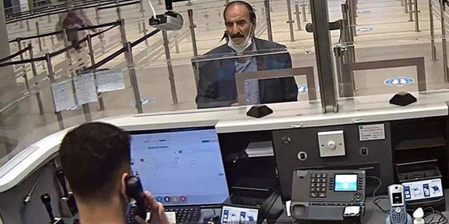 Sahte pasaport ile 24 kez girdi, 25'incide yakalandı