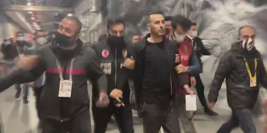 Beşiktaş Karagümrükspor maçı sonrası gözaltına alındı!