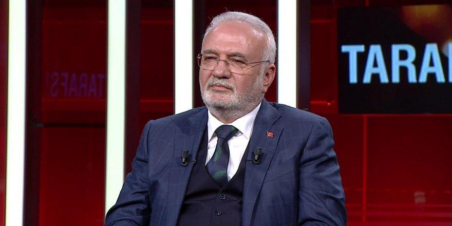 AKP'li Elitaş Ruhsar Pekcan'ı böyle savundu! Benim eşim bakan vermiyorum demek doğru olmazdı
