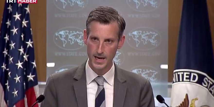 ABD Dışişleri Sözcüsü Ned Price' 'Filistinli çocuklar' sorusuna yanıt veremedi!