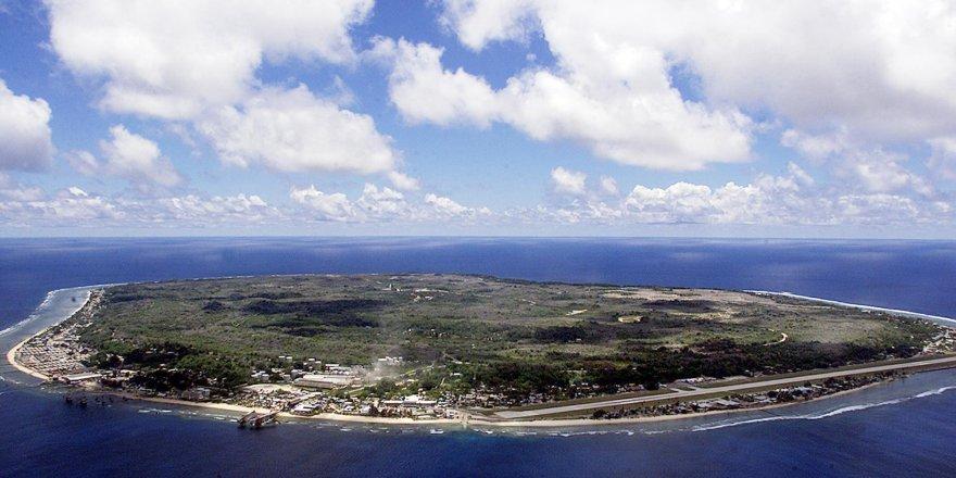 Dünyanın en küçük ada ülkesi Nauru'da tüm yetişkinlere aşı yapıldı