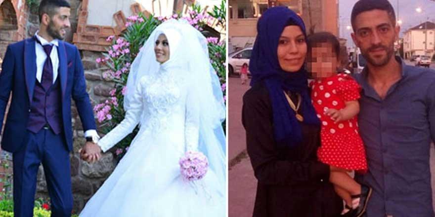 Burhan Emrah Şeker isimli erkek eşi Rabia Buse Şeker'i 15 yerinden bıçakladı