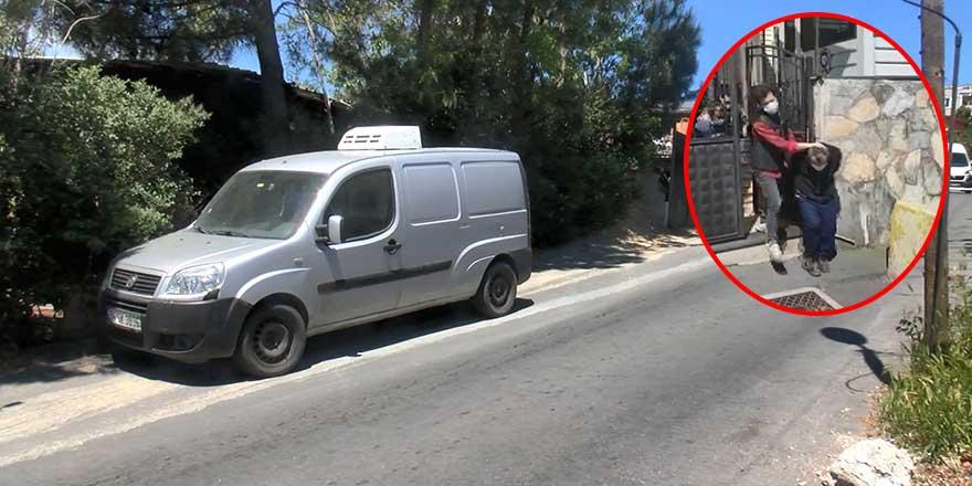 Sarıyer'de 2 kardeş komşularını önce kürekle darp ettiler sonra silahla vurdular!