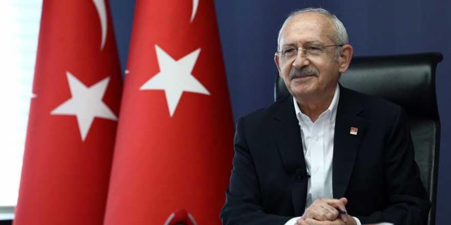 Kemal Kılıçdaroğlu CHP iktidarında yapılacak 8 temel konuyu açıkladı
