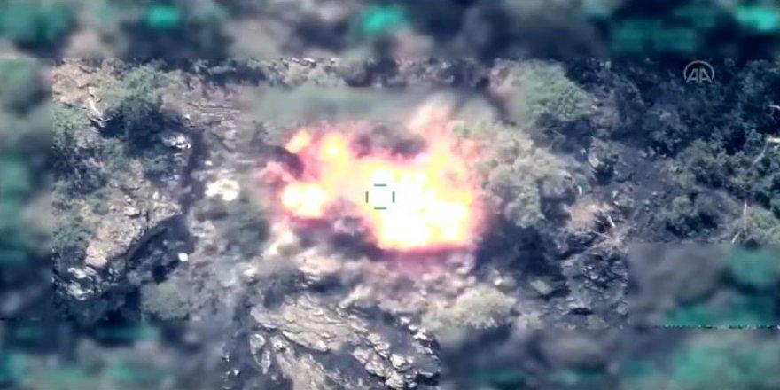 MİT, Gara'da eylem hazırlığındaki PKK/KCK'lı 2 teröristi etkisiz hale getirdi