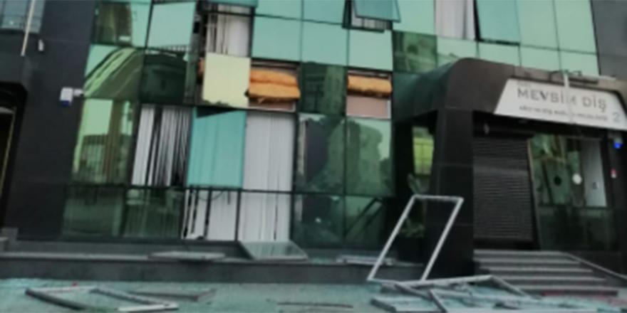 Pendik Kaynarca'da bir metro inşaatında patlama!