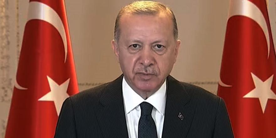 Erdoğan'dan İngilizce Filistin paylaşımı