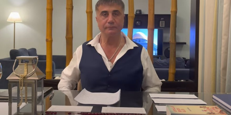 Son dakika... Sedat Peker'in iddiaları sonrası İçişleri Bakanı Soylu'dan açıklama
