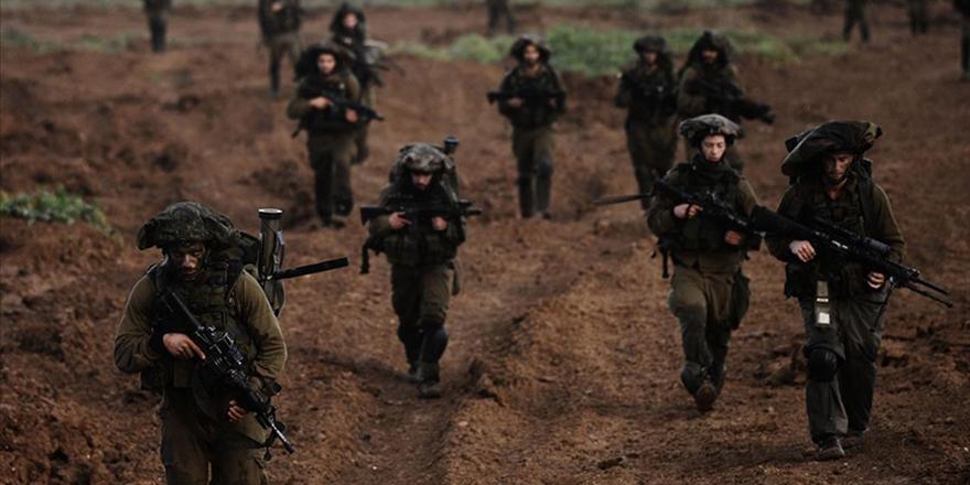 İsrail askerleri Gazze'ye girdi!
