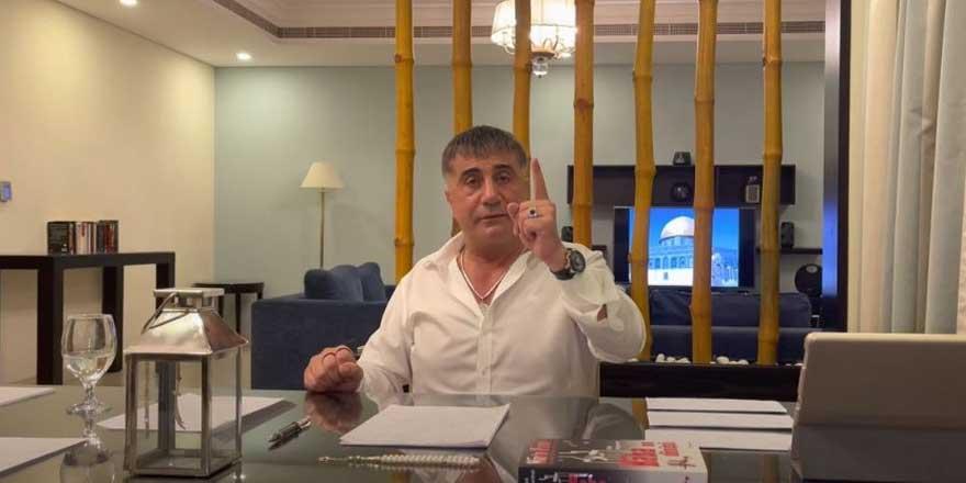 Sedat Peker sadece Soylu'nun yeğenini ünlü yapmamış!Kendi çocuğunu da devletin kanalındaki dizide oynatmış
