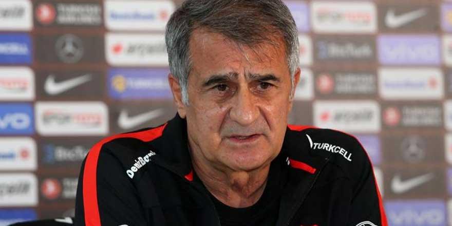 Şenol Güneş: Trabzonsporluyum ama Beşiktaş için canımı veririm