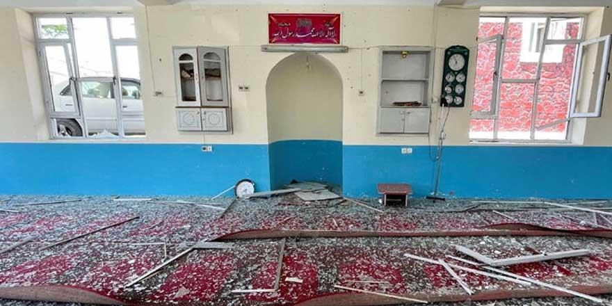 Kabil'de cuma namazına bombalı saldırı