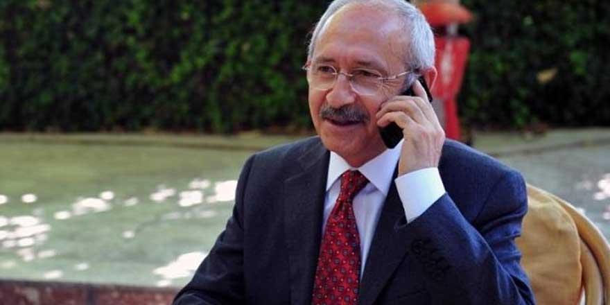 Kemal Kılıçdaroğlu liderlerin Ramazan Bayramı'nı kutladı