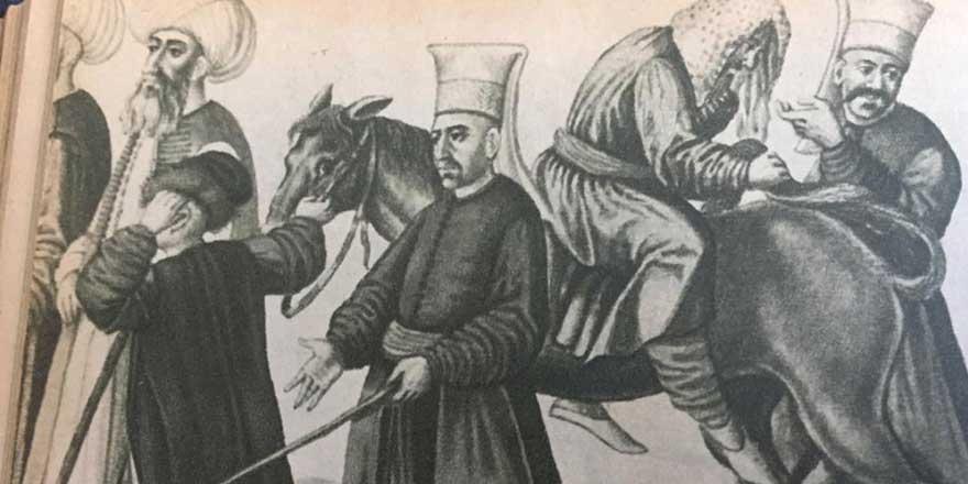 Osmanlı'daki işkembe cezasını biliyor musunuz? Çapkınlar bunu mutlaka okumalı