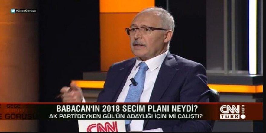 Erdoğan, Davutoğlu'na 'hain' dedi ortalık karıştı: Allah'ın bildiğini kuldan saklamayalım, gel seninle...