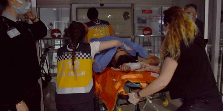 Kayseri'de 5 kişinin yaralandığı silahlı kavgada gözaltı sayısı 12'ye yükseldi