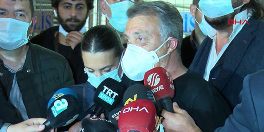 Beşiktaş Başkanı Ahmet Nur Çebi şampiyonluk kutlamaları için tarih verdi