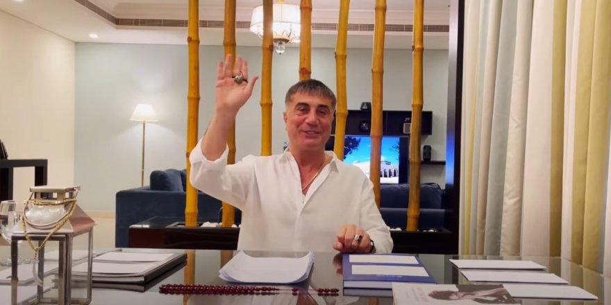 Sedat Peker 5. videosunda da İçişleri Bakanı Süleyman Soylu'yu hedef aldı: Sen benim jokerimdin, dönüş biletimdin