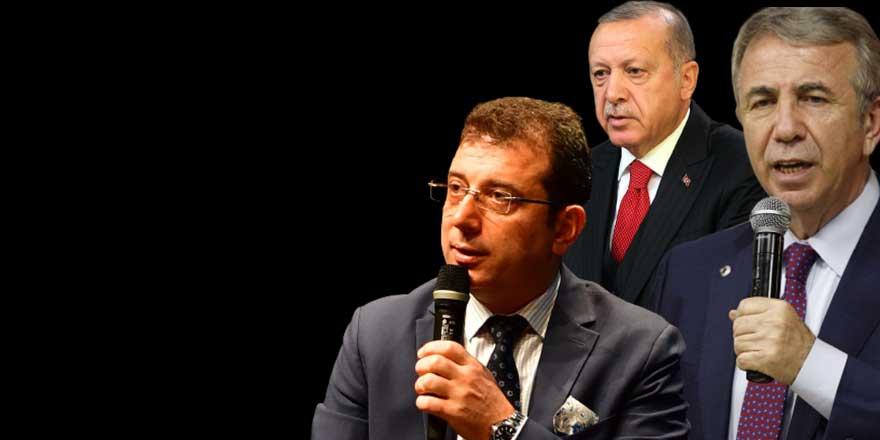 Son anketten çarpıcı sonuçlar! İmamoğlu ve Yavaş da Erdoğan'ı geçiyor