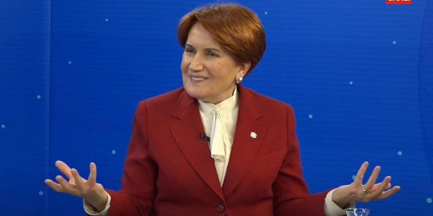 Meral Akşener 10 gün önce söyledi AKP bugün itiraf etti!
