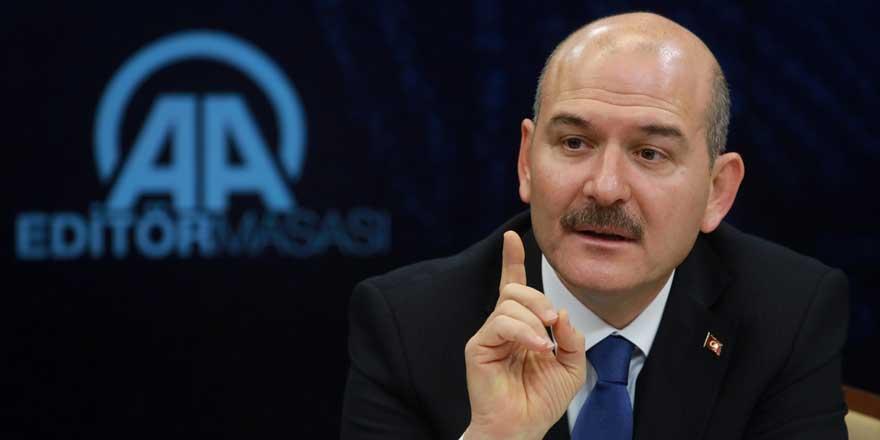 Süleyman Soylu Sedat Peker için harekete geçti! 5. videonun ardından bomba açıklama