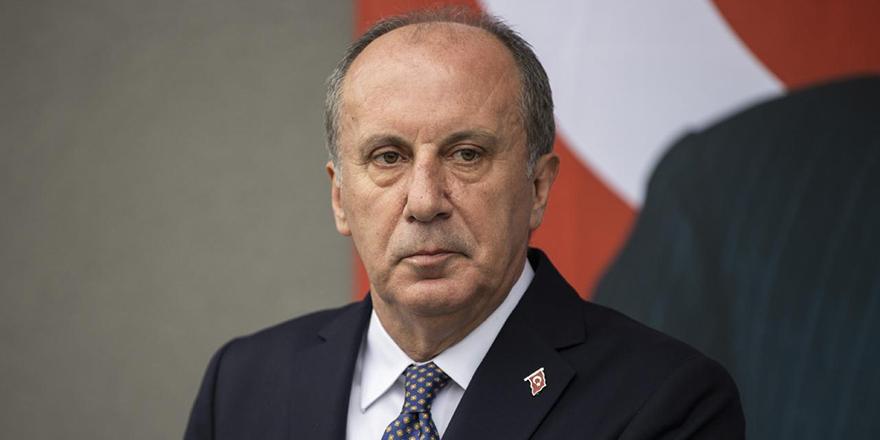 Memleket Partisi kuruldu: Genel Başkan Muharrem İnce seçildi