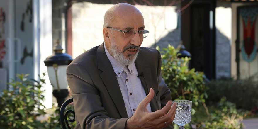 AbdurrahmanDilipak'tan iktidara sert eleştiri:Mantıksız, tutarsız, çelişkili...
