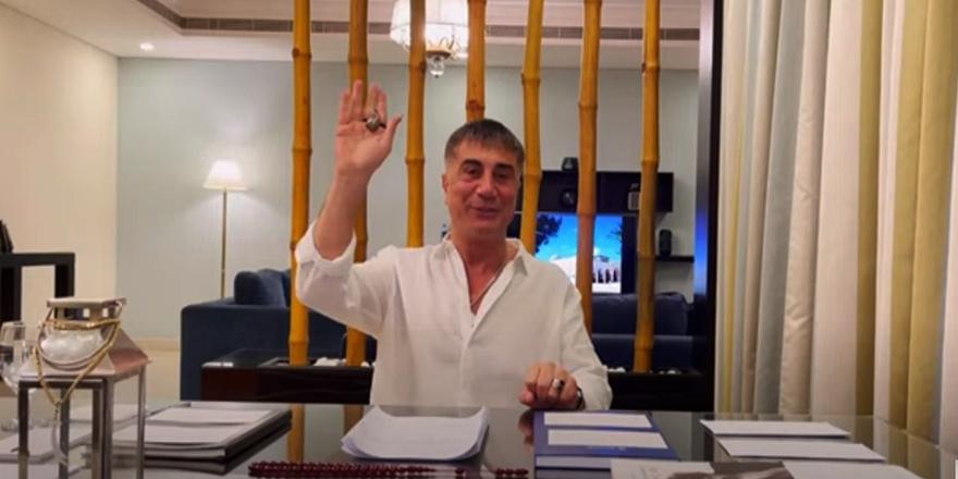 Sedat Peker yeni video tarihlerini açıkladı