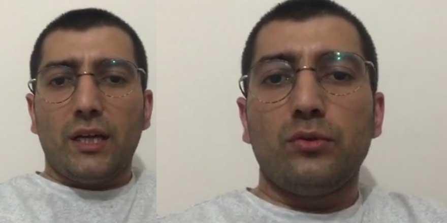 İki bakana sorduğu sorudan sonra kovulan AA muhabiri Musab Turan'dan ilk açıklama