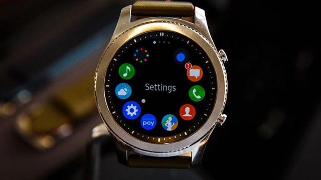 Samsung yöneticisi Galaxy Gear S3'leri anlattı