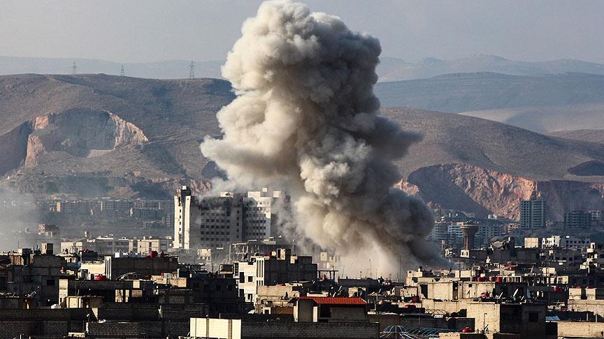 Esed güçleri İdlib'e vakum bombasıyla saldırdı: 11 ölü
